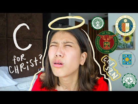 HOW I PASSED ALL MY CETS 2019 (Philippines) + Specific Tips Per College (UPCAT, ACET, DCAT, USTET)