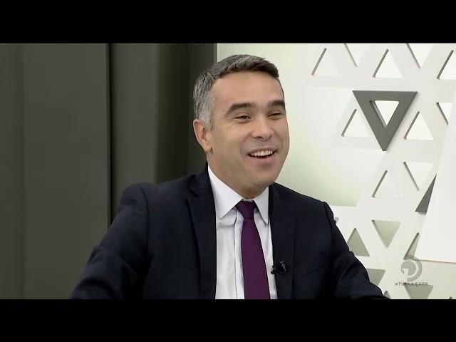 Ricardo Mota Entrevista - Bloco 2 10/06/2019