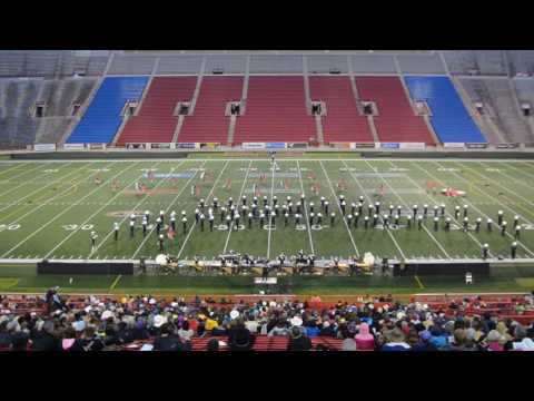 Calgary Showbands Live 2016 - Finals - Calgary Stampede Showband - full field