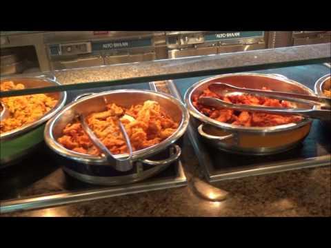 Windjammer Dinner Indian Cuisine Serende of the Seas Helsinki