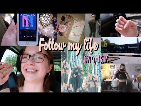 GYM, NAILS UND HANDYHÜLLEN / Follow my life   Hannah Theresa