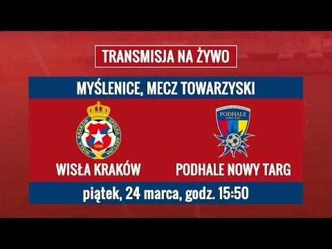 Na Żywo: Wisła Kraków - NKP Podhale Nowy Targ 3:0