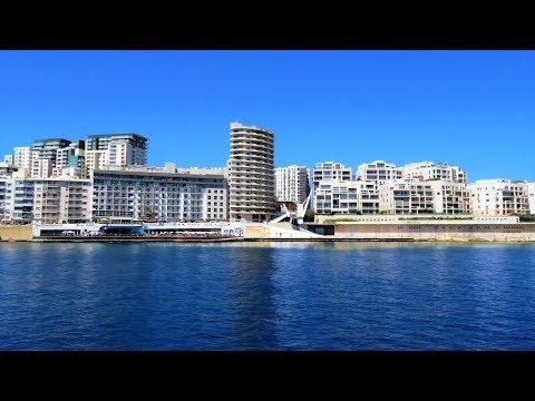 Sliema, Malta (Full HD)