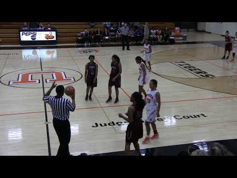 Urbana vs. Peoria Girls Basketball 12-2-17
