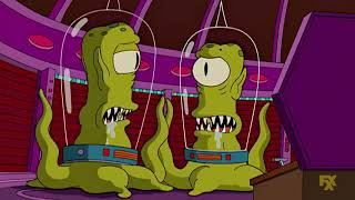 The Simpsons – Treehouse of Horror XVI – clip1