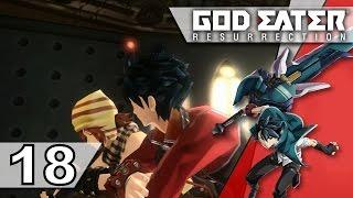 Let's Play God Eater Resurrection | Ep.18 | On teste la faux