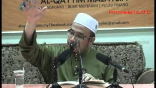 14 06 2012 dr asri zainul abidin hakikat sekular