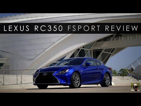 2015 Lexus Rc F Vs Rc 350 F Sport Drag Race 0 60 Mph Mashup Review