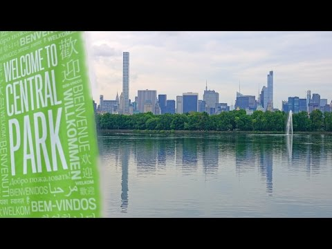 Central Park - New York City, Manhattan 4K