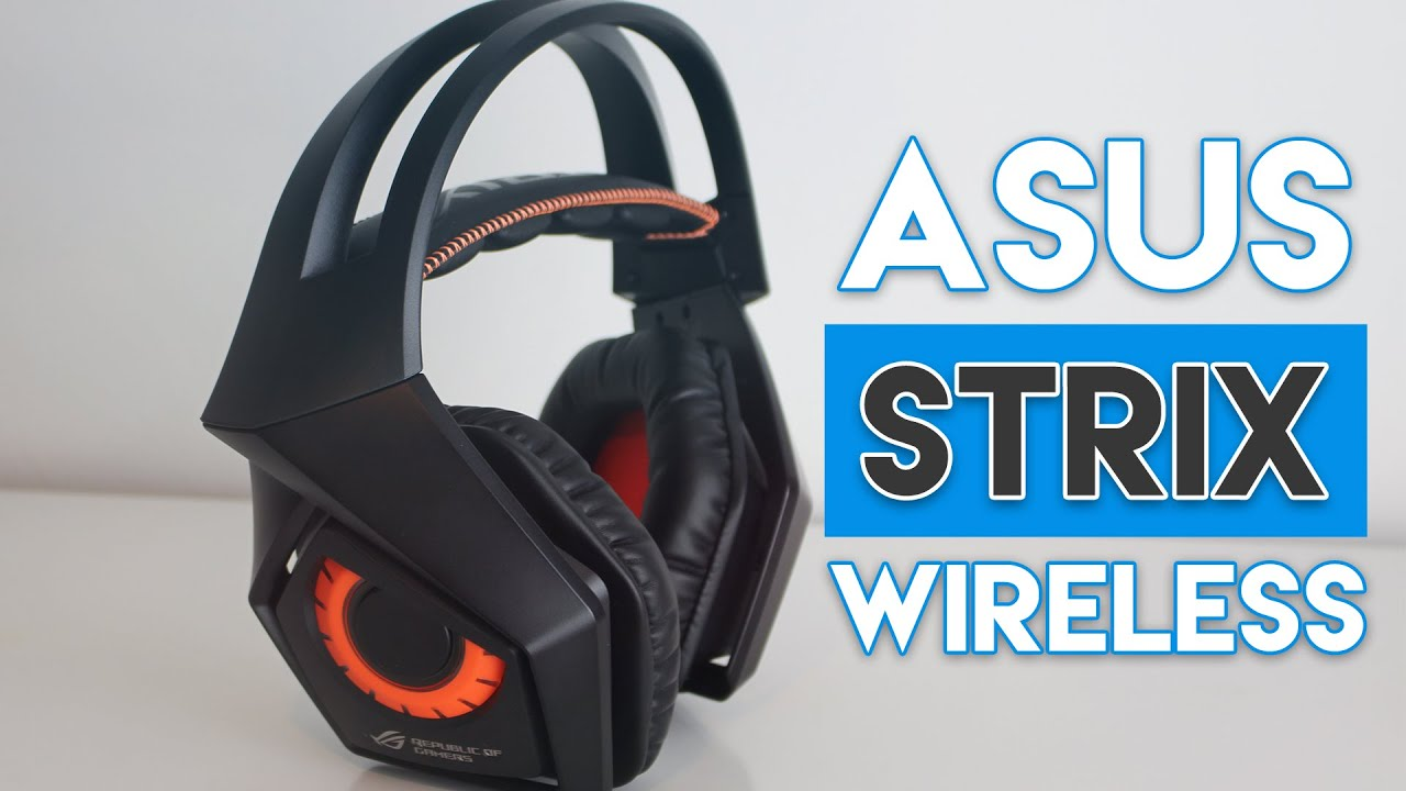 asus strix 7 1 wireless headset review best gaming. Black Bedroom Furniture Sets. Home Design Ideas