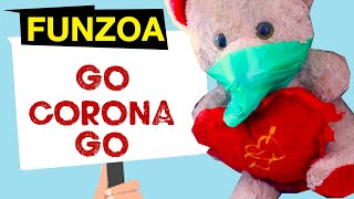 GO CORONA GO  Funzoa Song on Corona Virus | Corona Social Awareness Song | Covid -19 | Mimi Teddy