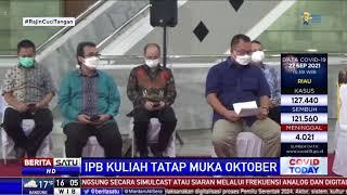 IPB Gelar Kuliah Tatap Muka pada Oktober Nanti