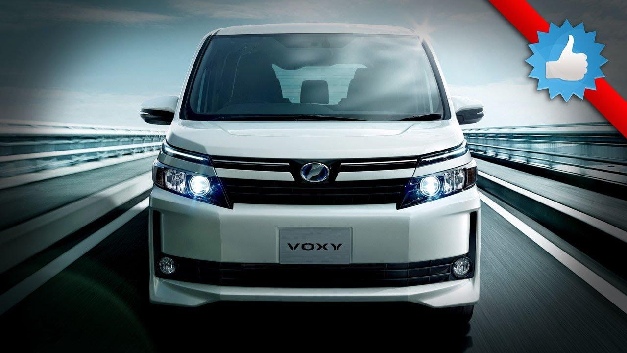 2015 Toyota Voxy for Japanese Market - YouTube