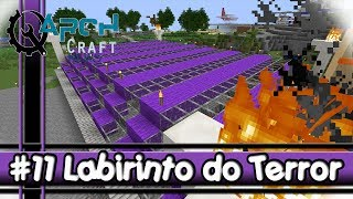 Labirinto do Terror na Archcraft NEWS #EP11