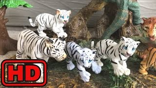 Kid -Kids -ZOO Animal Toy Lot/Huge EGG Surprise/Learn Wild Animals And Farm Animals With Toys/Child