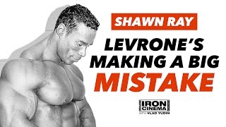 Video Shawn Ray Interview: Kevin Levrone Is Making A Big Mistake | Iron Cinema download MP3, 3GP, MP4, WEBM, AVI, FLV Juli 2017