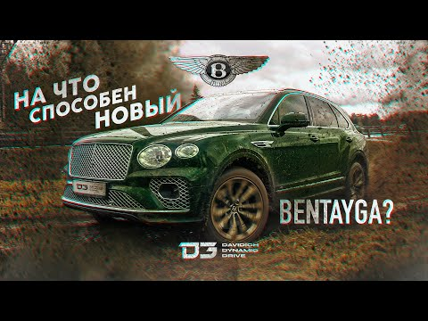 D3 Bentley Bentayga ВНАТУРЕ!