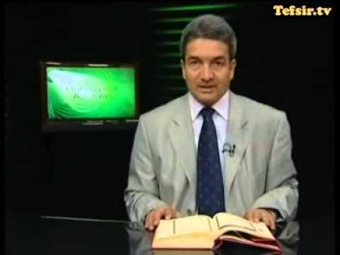 mucadele Suresi Kuran Tefsiri  1-6  Ayetler  Prof.Dr. Şadi Eren