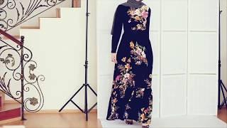Annah Hariri'nin En Çok Beğenilen Elbise Modelleri