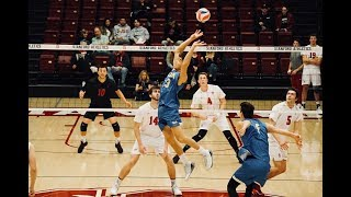 #3 UCLA VS Stanford Set 1 |NCAA Mens Volleyball|