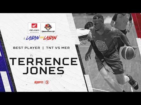 Best Player: Terrence Jones | PBA Commissioner's Cup 2019