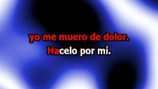 Attaque 77 - Hacelo por Mi (con letra karaoke)