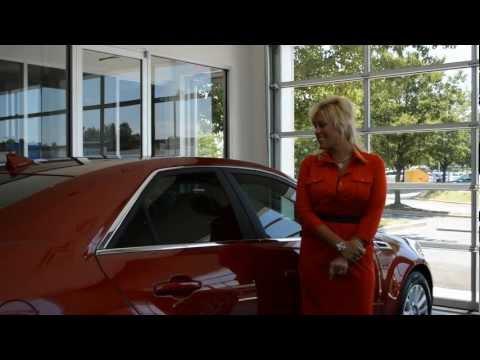 Cadillac CTS Dealer Louisville Kentucky: Sam Swope Cadillac - Erica R. Harper