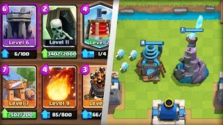 Why Hasn't Supercell Added A New Building in Clash Royale?