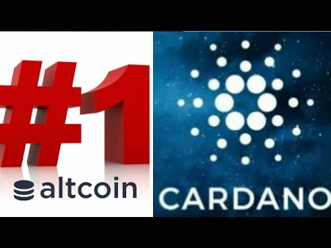 Here is Why Cardano Is The Number 1 Altcoin Im Paying attention to Right now
