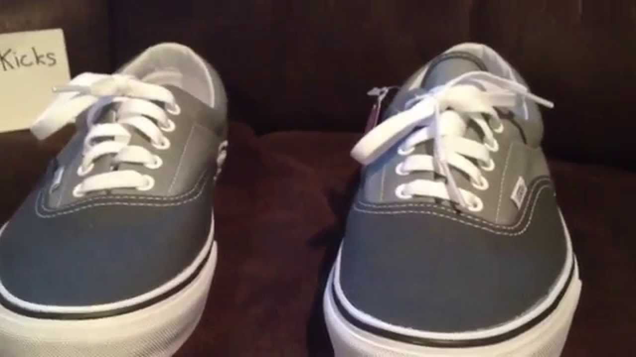3f630dd2dd9 vans era grey. Vans Era Grey Shoe Review - YouTube