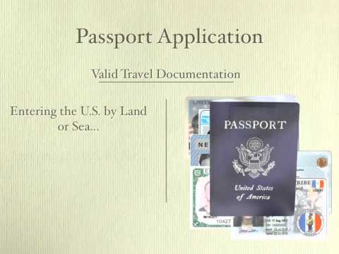 Apply for a Passport at the U.S. Consulate General in Vancou