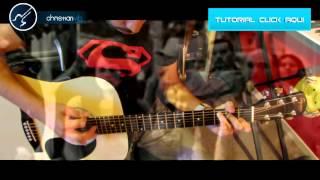 Durmiendo con la Luna ELEFANTE guitarra COVER tutorial