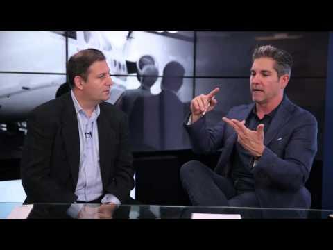 Larry Benet interviews Grant Cardone about Success & Money for CBS
