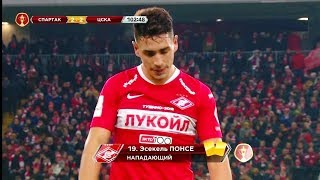 Спартак ЦСКА Разбор судейских ошибок