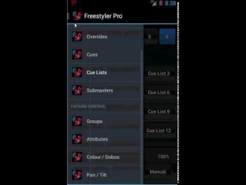 Freestyler Dmx Remote (WIFI) 3 0 0 9 Free Download