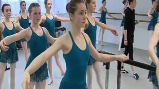 National Lottery Good Causes: Youth Ballet West