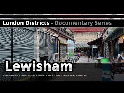 London Districts: Lewisham