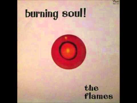 THE FLAMES (Durban , S. Africa) - Knock On Wood