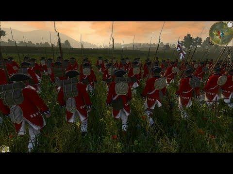 England vs France - Immersive Battle - The Seven years war - Empire Total War