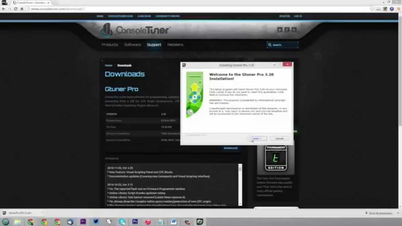 Titan One Australia | PlayStation & Xbox controller adapter & mods