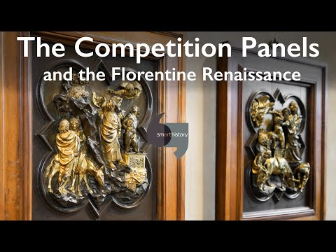 The Competition Panels and the Florentine Renaissance
