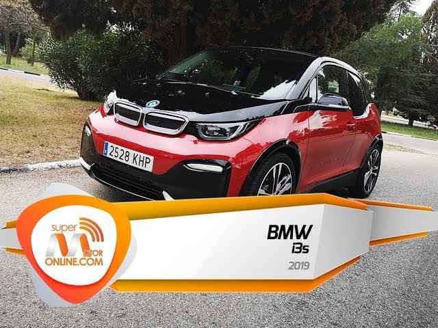 BMW i3s 2019 / Al volante / Prueba dinámica / Review / Supermotoronline.com