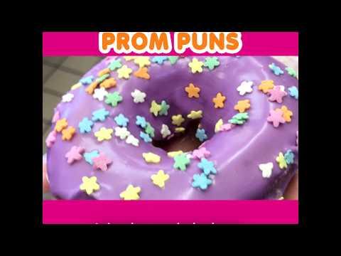 Dunkin' Promposal Puns!