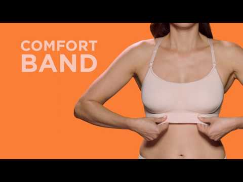 c4a3dffa55999 Warner s Easy Does It Wirefree Contour Bra RM0911A - YouTube