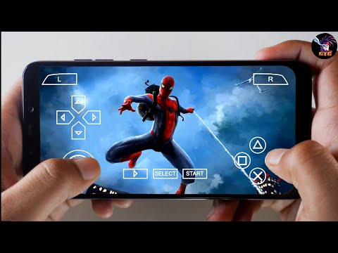Top 10/2  PSP High Graphics Games For Android |PPSSPP Emulator| (2019)