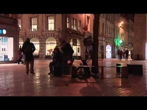 Une soirée avec les SDF de Besançon