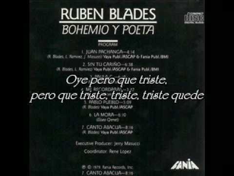 Paula C - Ruben Blades