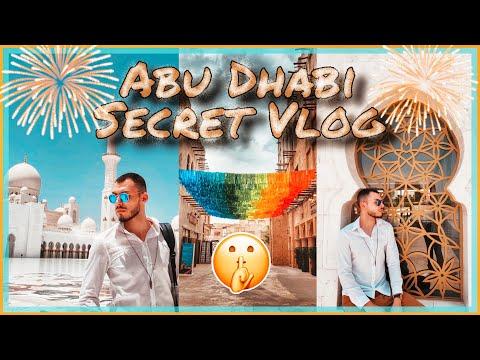 Το μυστικό VLOG στο Abu Dhabi 🤫 | Tsede The Real