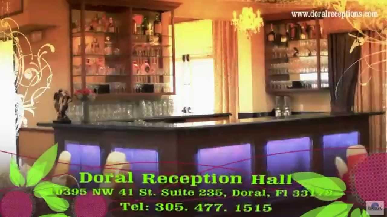 Doral Reception Hall Banquet Hall En Miami Youtube