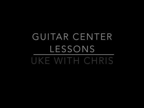 Guitar Center Gainesville Uke Lessons with Chris